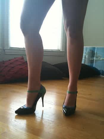 comfortable clubbing shoes