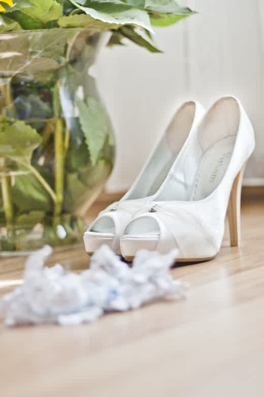 best wedding shoes for dancing