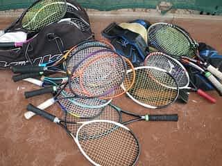 tennis racquets brand