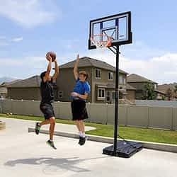 Lifetime 90168 cheap portable basketball system