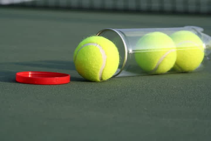 how big is a tennis ball