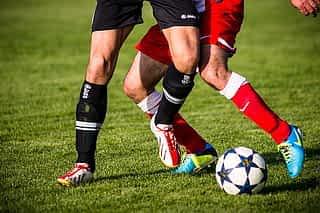 best football soccer shin pad