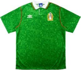 Mexico Shirt 1994