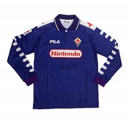 Fiorentina Shirt 1998
