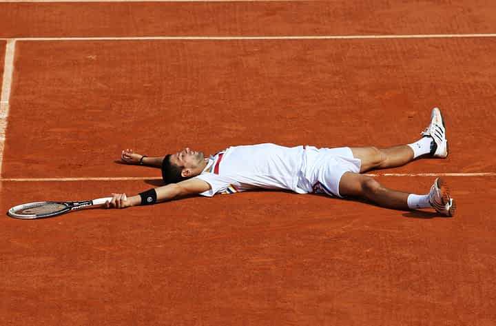 When do tennis players retire?