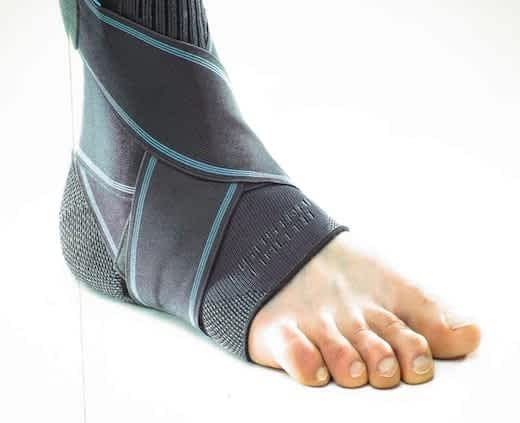 best football soccer ankle support