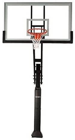 Pro Dunk Platinum portable adjustable basketball hoops