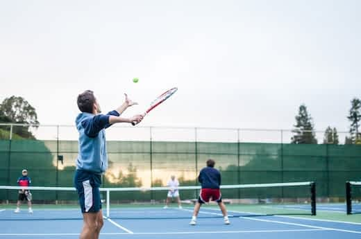 Improving Your Doubles Game by Mastering These Five Shot