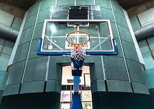 best indoor stadium basketball hoop