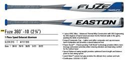 2020 Easton Fuze 360