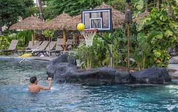 best swimming pool basketball hoop