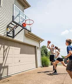 best basketball hoop