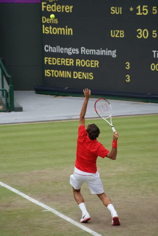 How long is a tennis match