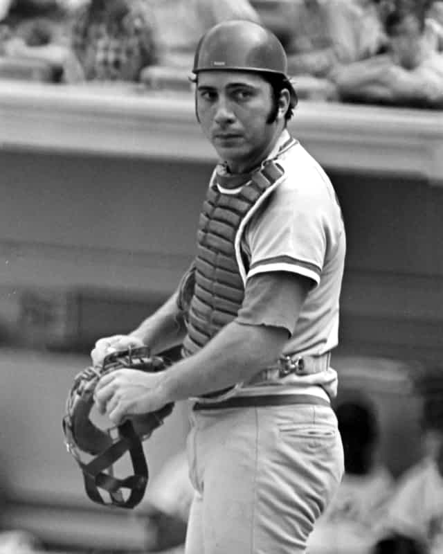 johnny bench best catcher of all times