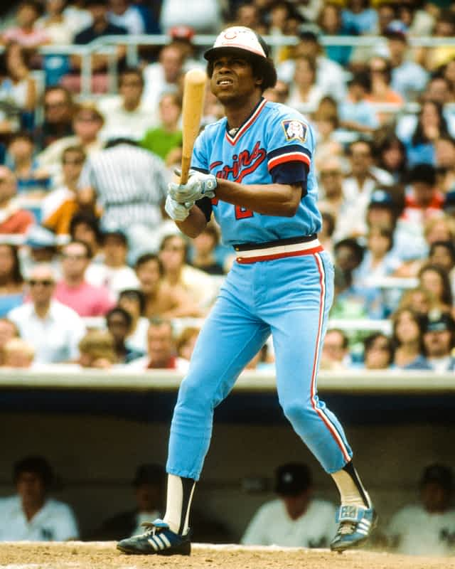 Rod Carew best hitter