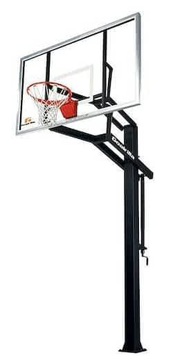 Goalrilla GSI in ground basketball hoop