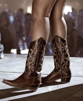 best shoes for line dancing