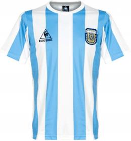 Argentina Shirt 1986