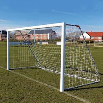 Harrod Sport 12FT X 6FT FOLDING STEEL FOOTBALL POSTS