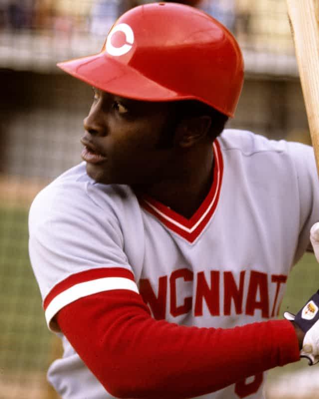 Joe Morgan baseball hitter