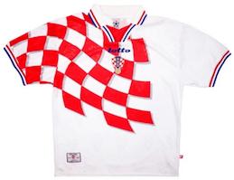 Croatia Shirt 1998