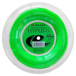 Solinco Hyper G Heaven best tennis string for spin